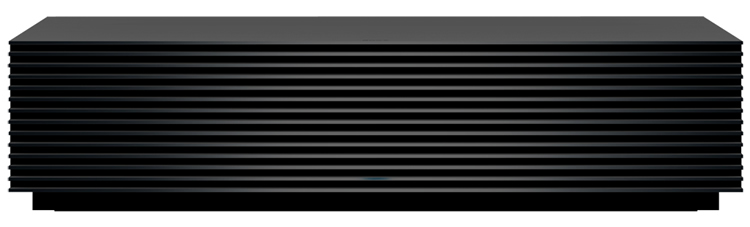 Projetor Sony 4K com fonte de luz laser
