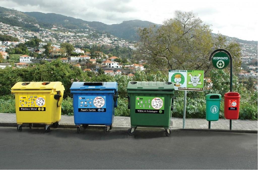 iEcoSys: Sistema inteligente para gestão de resíduos