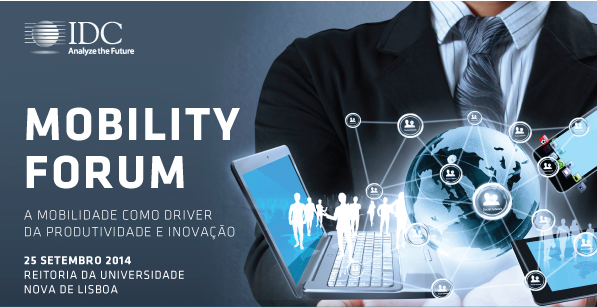 Xpand IT presente no IDC Mobility Forum 2014