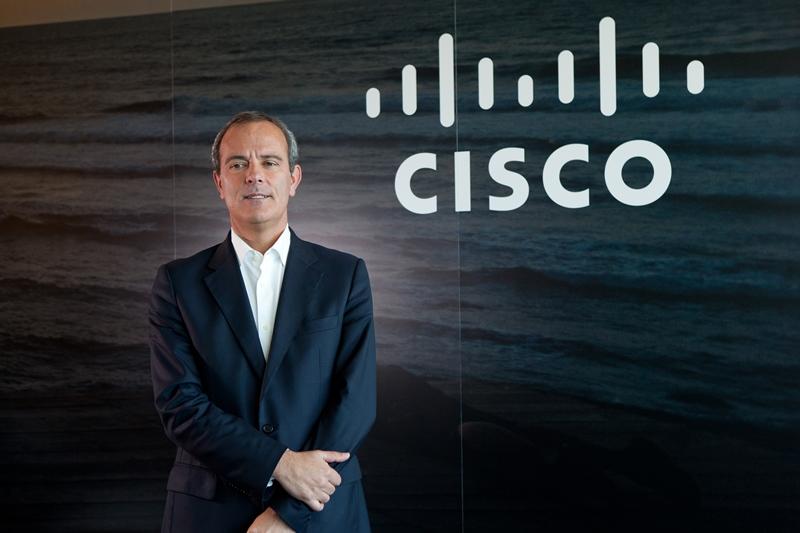 Nuno Carvalho sai da Cisco Portugal