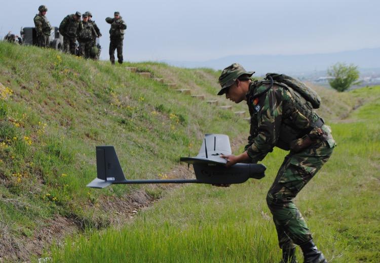 'Drone' português ao serviço da NATO no Kosovo