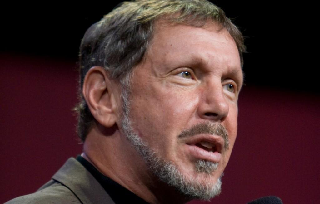 Larry Ellison deixa de ser o CEO da Oracle