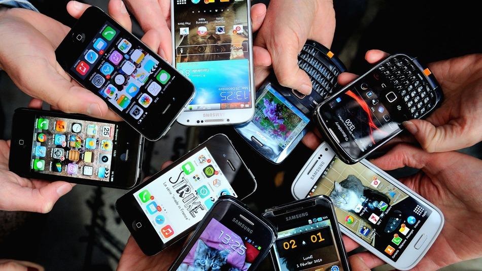 6 mil milhões de smartphones em uso em 2020