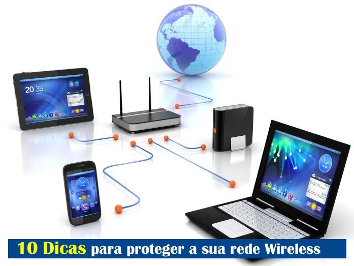 10 dicas para proteger a rede wireless da sua empresa
