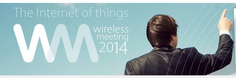 Ganhe uma entrada para o evento Wireless Meeting 2014