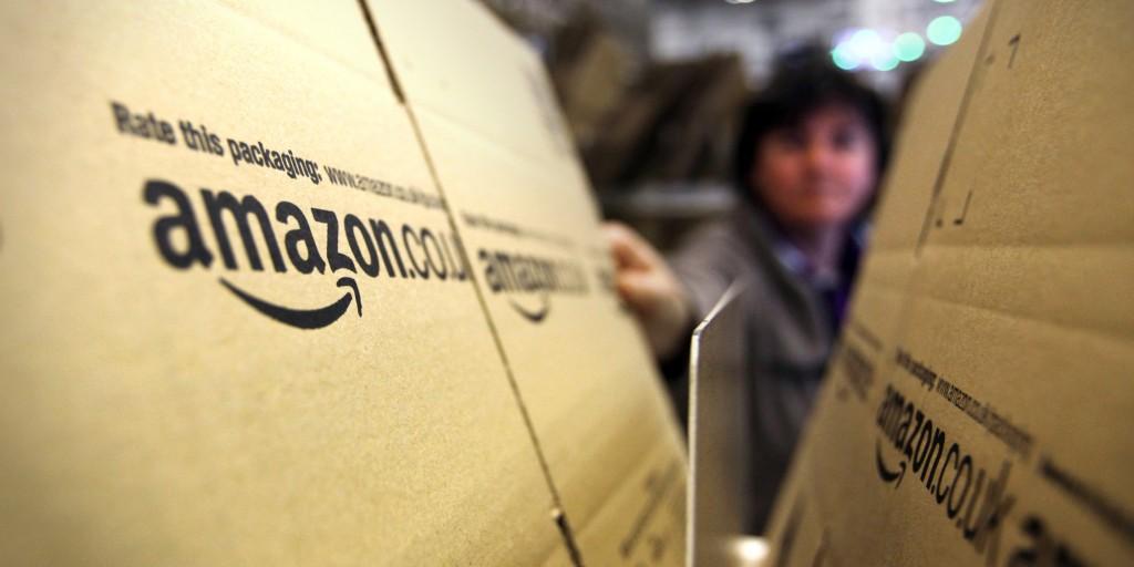 Amazon tem planos para empregar 80 000 pessoas este ano