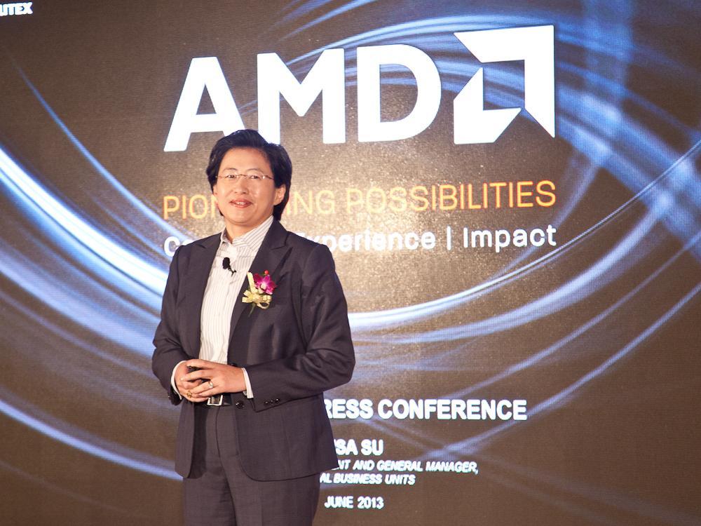 Lisa Su substitui Rory Read como CEO da AMD