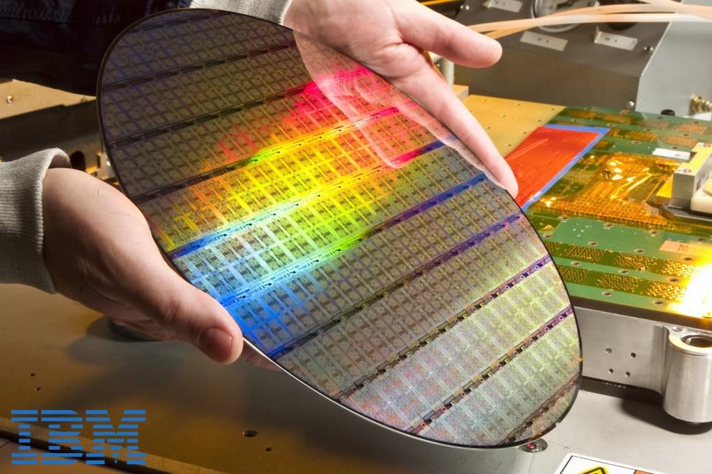 IBM aponta para uma parceria na construção de Chips