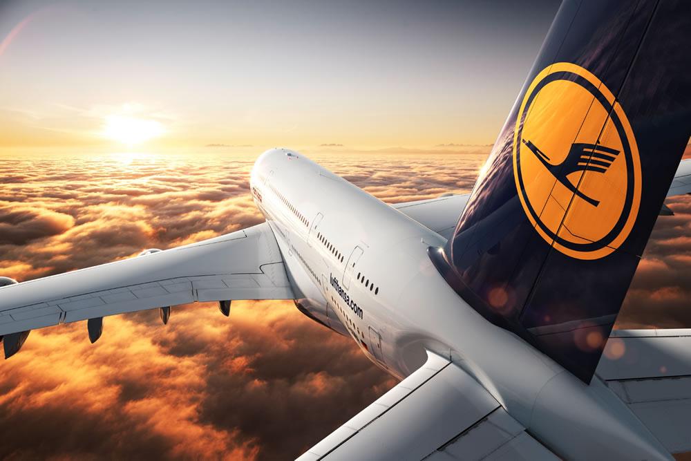 Companhia aérea Lufthansa e IBM chegam a acordo