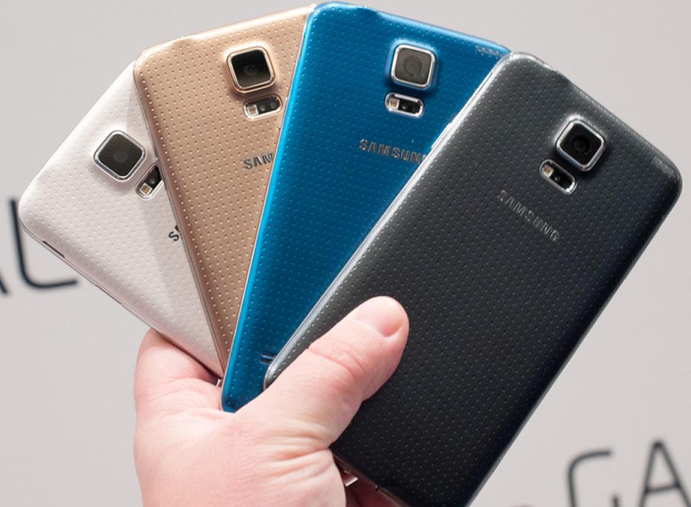Venda de smartphones Samsung em declínio