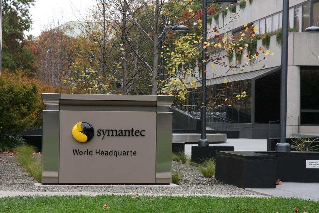 Symantec enfrenta a possibilidade de dividir a empresa