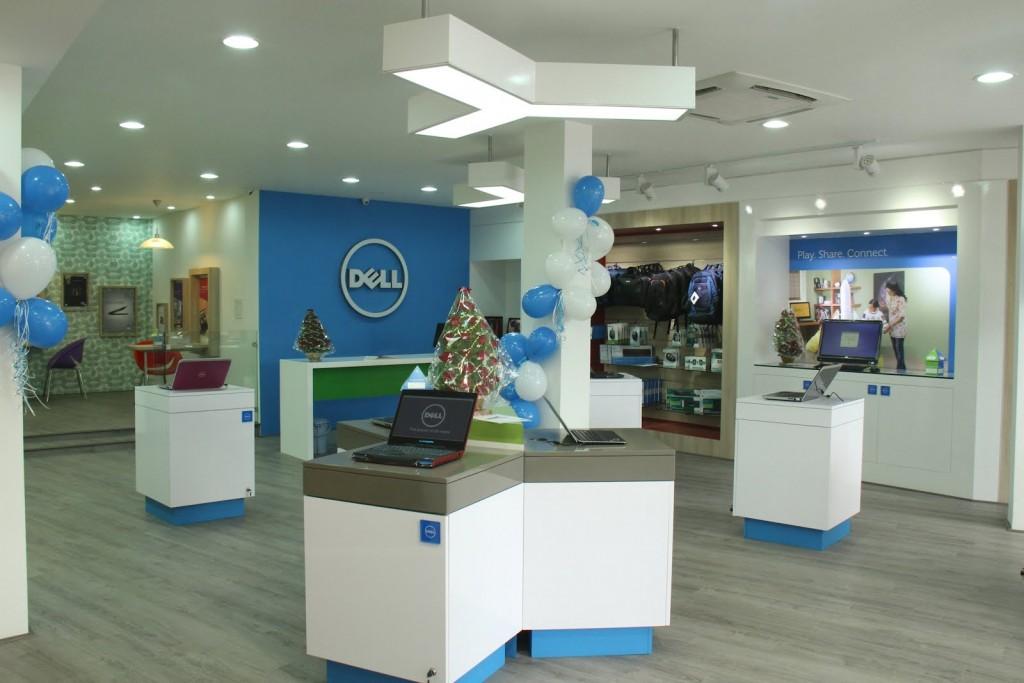 Dell é uma das empresa de tecnologia mais rápido crescimento