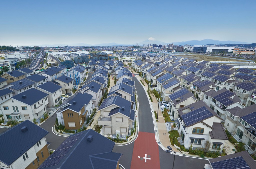 Panasonic inaugura a sua Cidade Inteligente e Sustentável