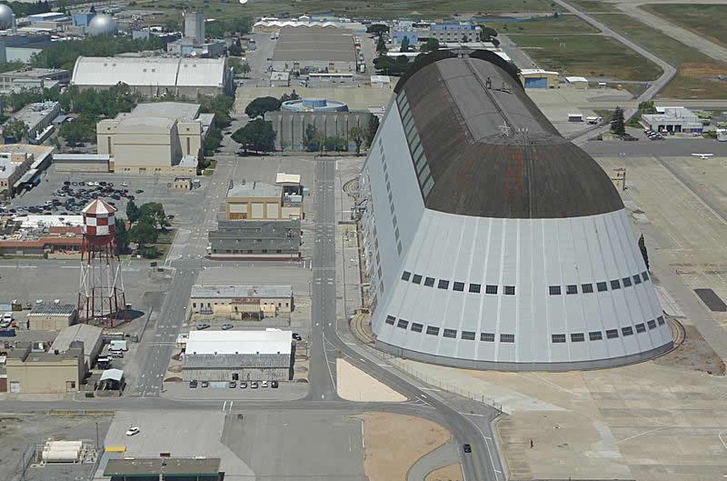 Google arrenda estrutura da NASA para os próximos 60 anos