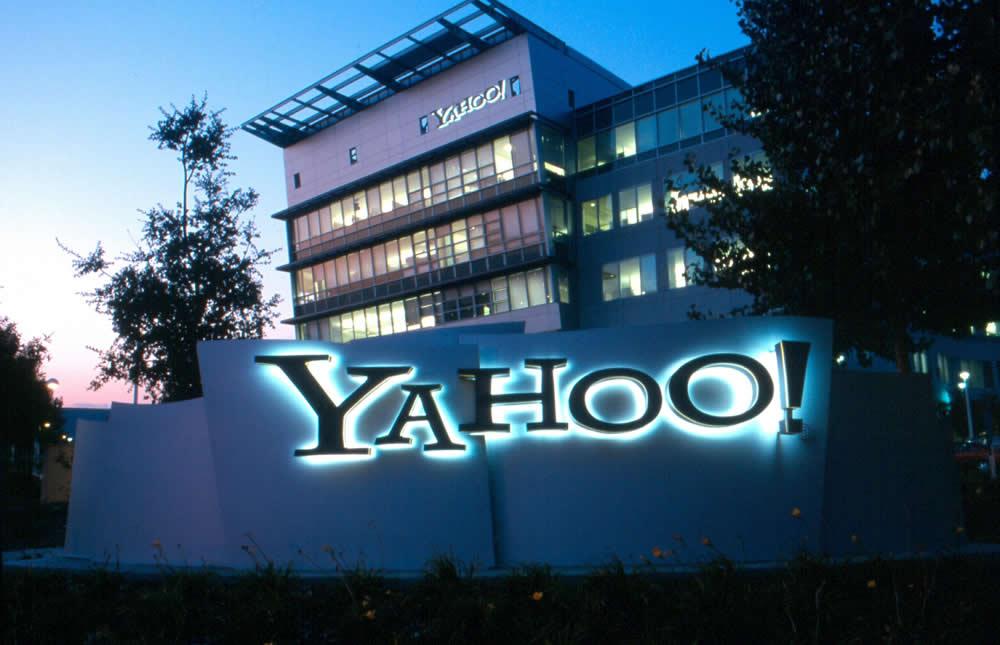 Yahoo investe milhões em publicidade