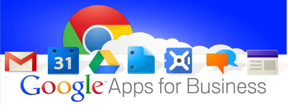Google Apps for Work nas empresas através da Vodafone
