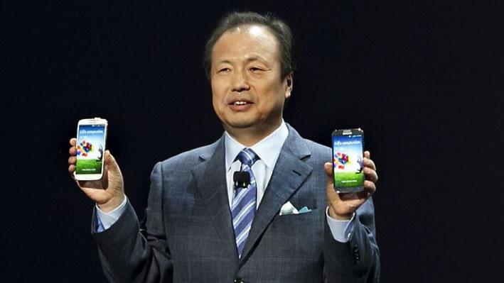 Reestruturação na sul coreana Samsung à vista?