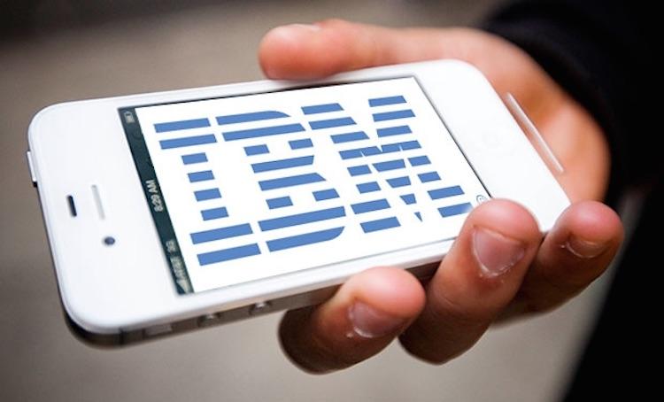 Parceria entre IBM e Apple começa agora a dar os seus frutos