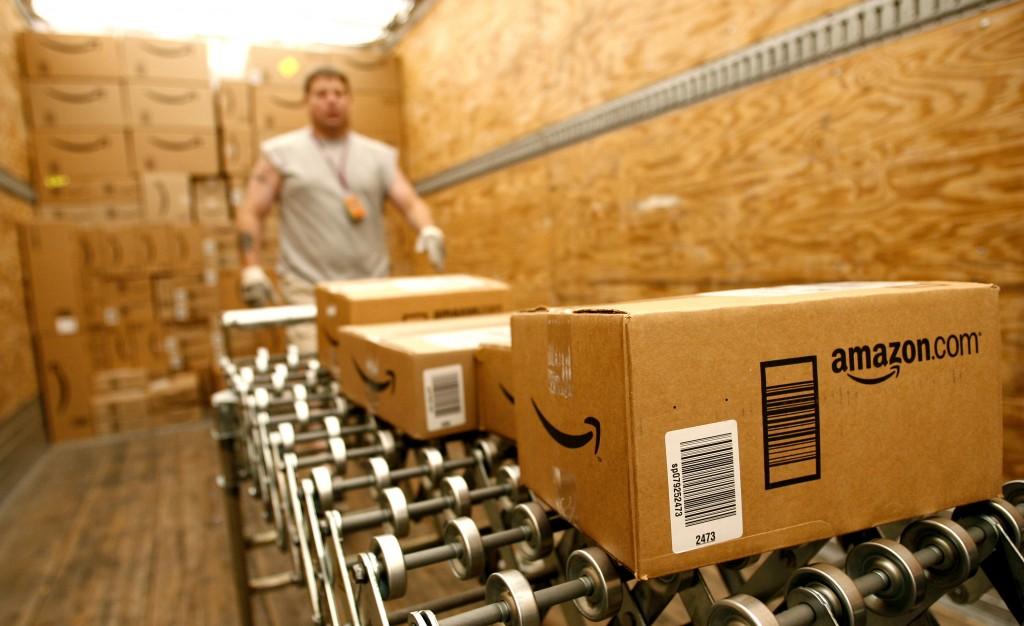Amazon com produtos a uma libra devido a erro informático