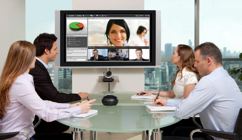 Videoconferência – o novo melhor amigo das empresas