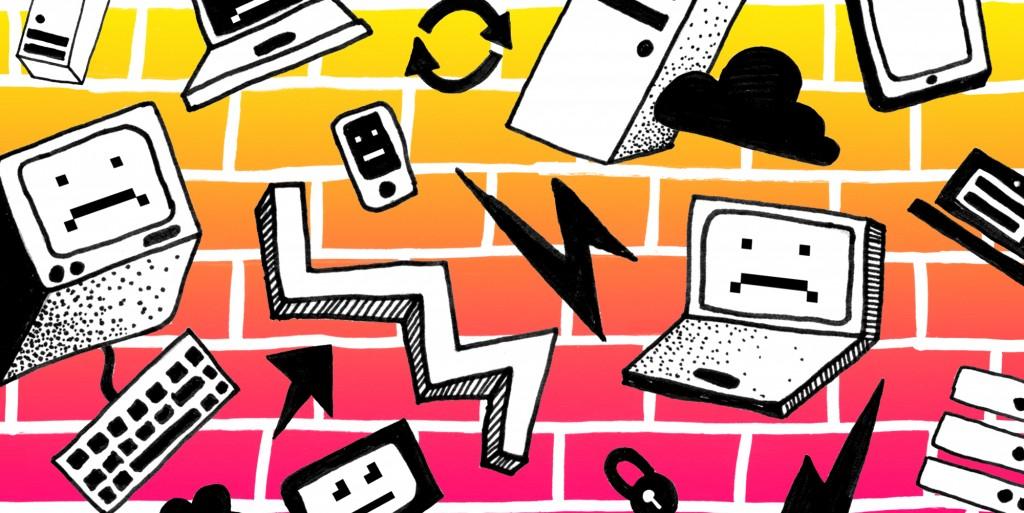 Número de ciberataques a empresas duplicou em 2014