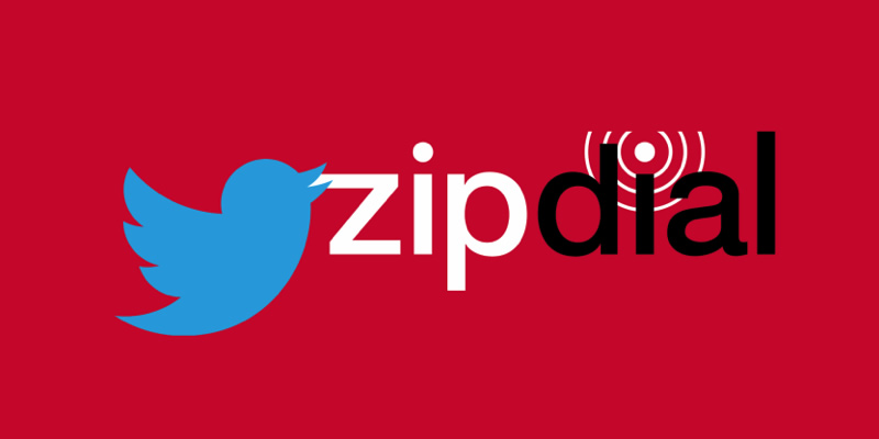 Twitter aposta forte no Marketing com aquisição da ZipDial