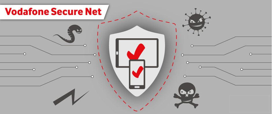 Vodafone Secure Net com novas funcionalidades