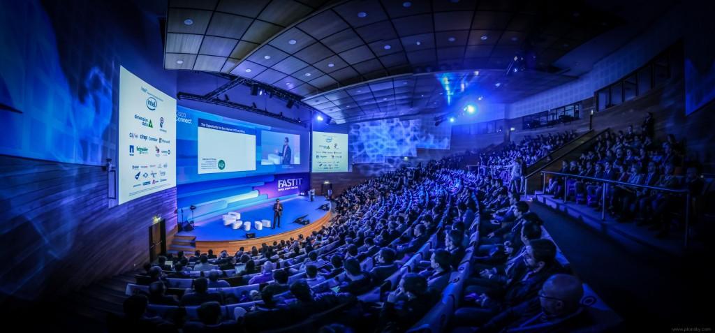 Cisco reuniu mais de 1.100 profissionais para discutir o Fast IT
