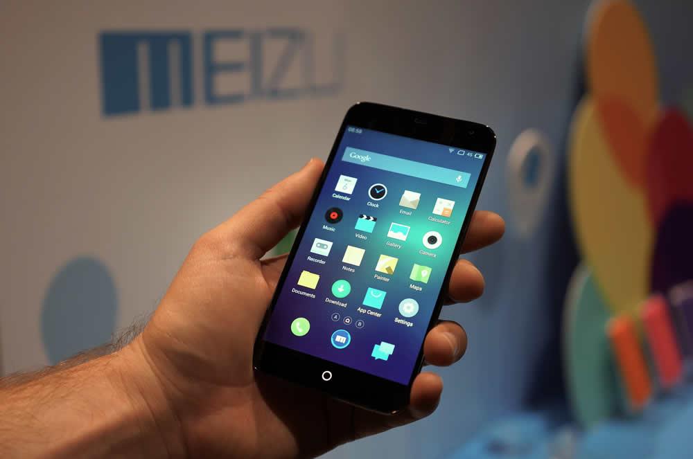 Alibaba e Meizu juntam-se para atacar o mercado móvel