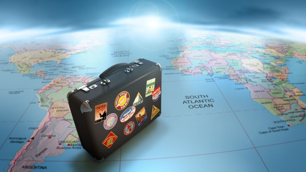 1 em cada 5 internautas marca viagens ou alojamento online