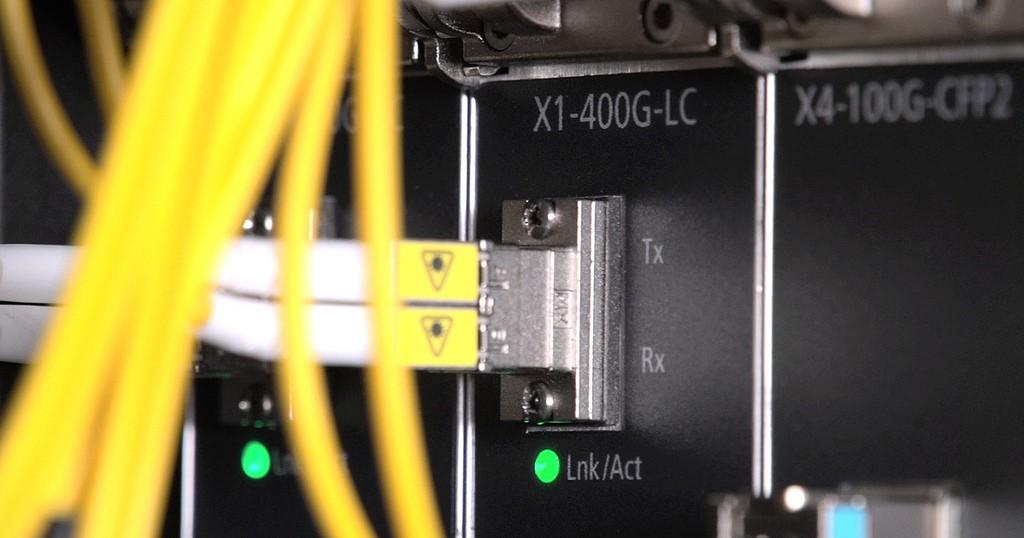 Alcatel-Lucent lança placa para grandes débitos de dados