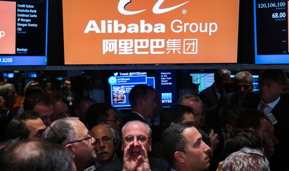 Alibaba Group entra no mercado da Cloud nos EUA