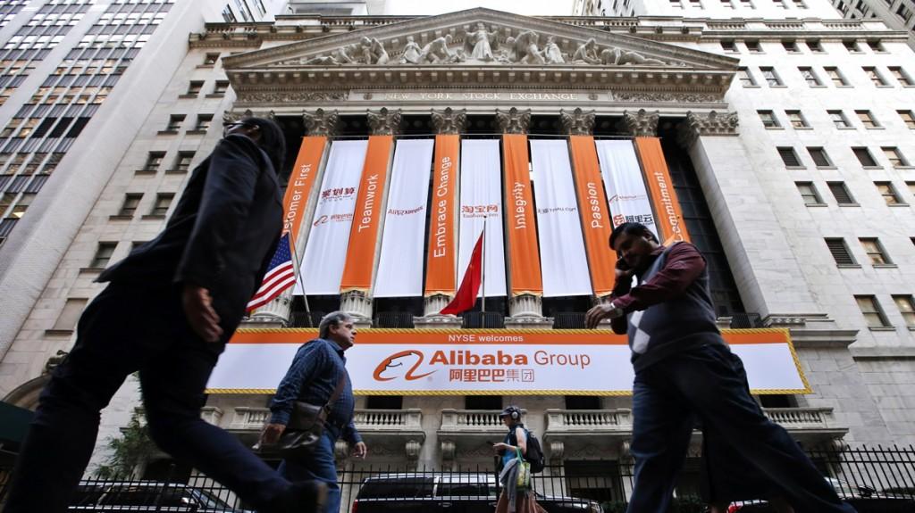 Alibaba pretende continuar expansão na Índia