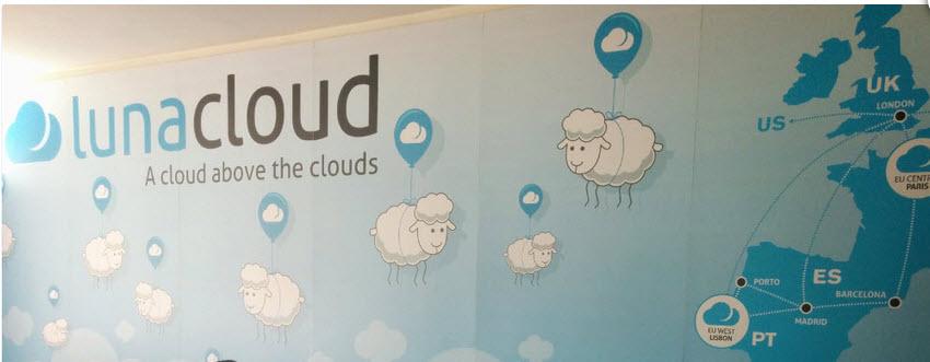 LunaCloud – Um dos melhores serviços da Cloud do mundo é português