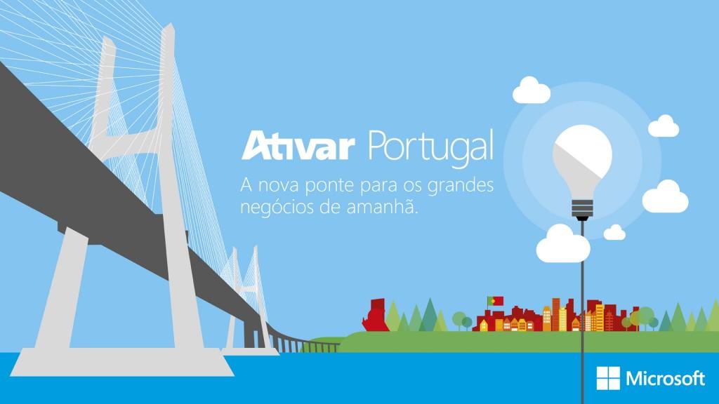 Microsoft anuncia programa para Ativar Startups Portuguesas