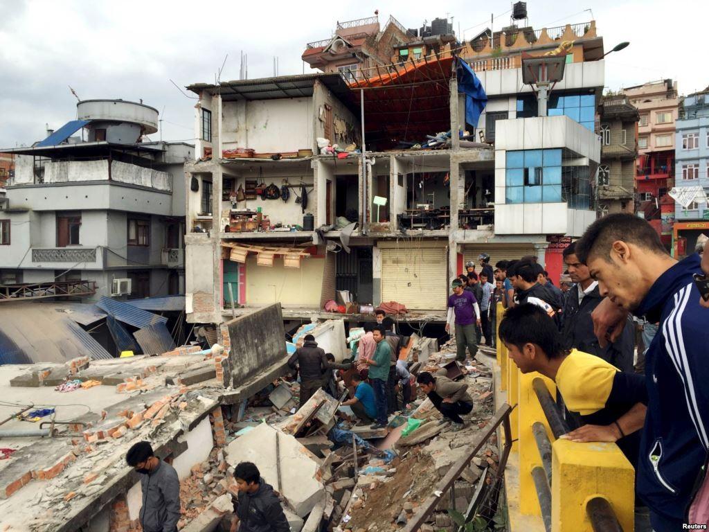 Google ajuda nas buscas após Sismo no Nepal