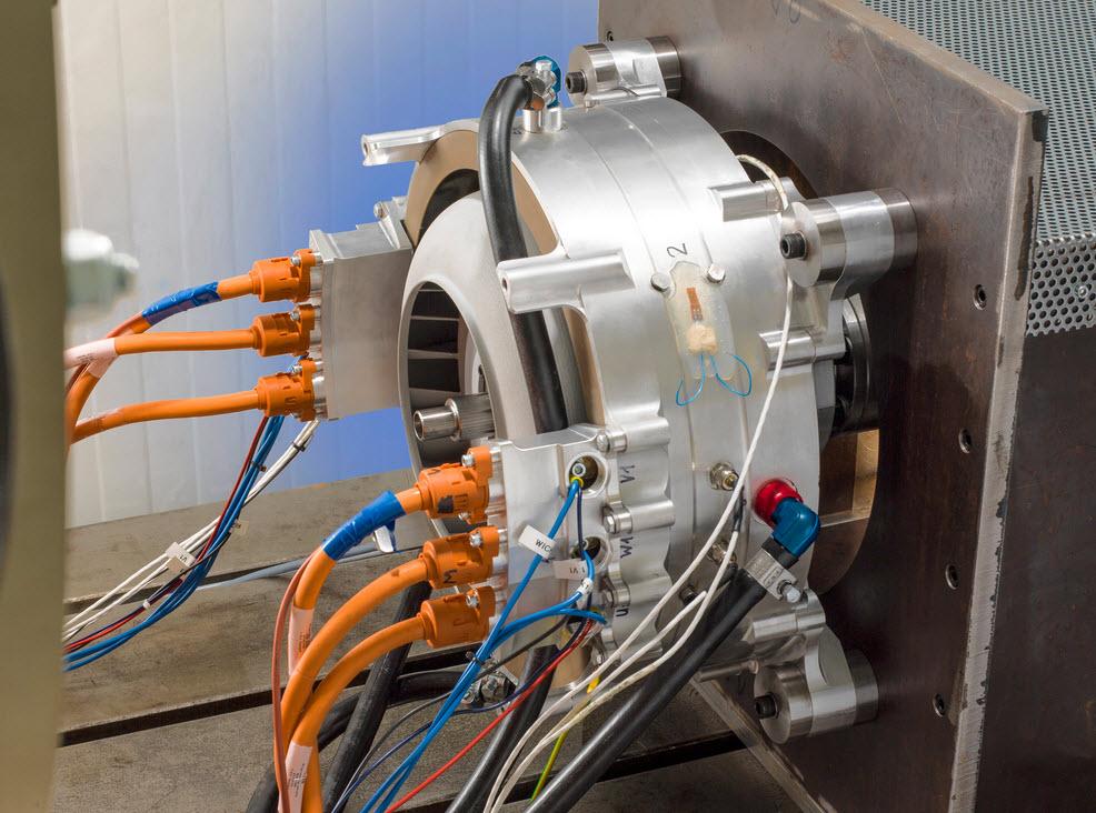 Siemens Desenvolve Super Motor El 233 Trico Para Aeronaves