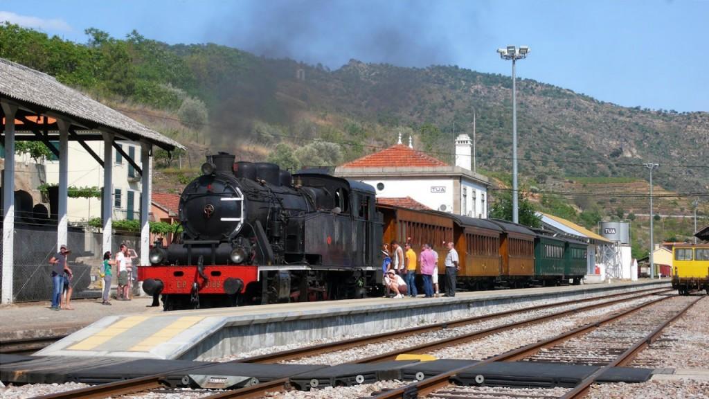 comboio historico cp douro