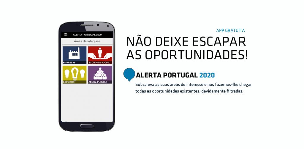 Lançada App sobre Novo Quadro Comunitário Portugal 2020