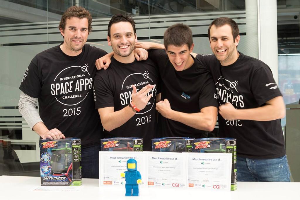 Empresa portuguesa ganha concurso internacional da NASA