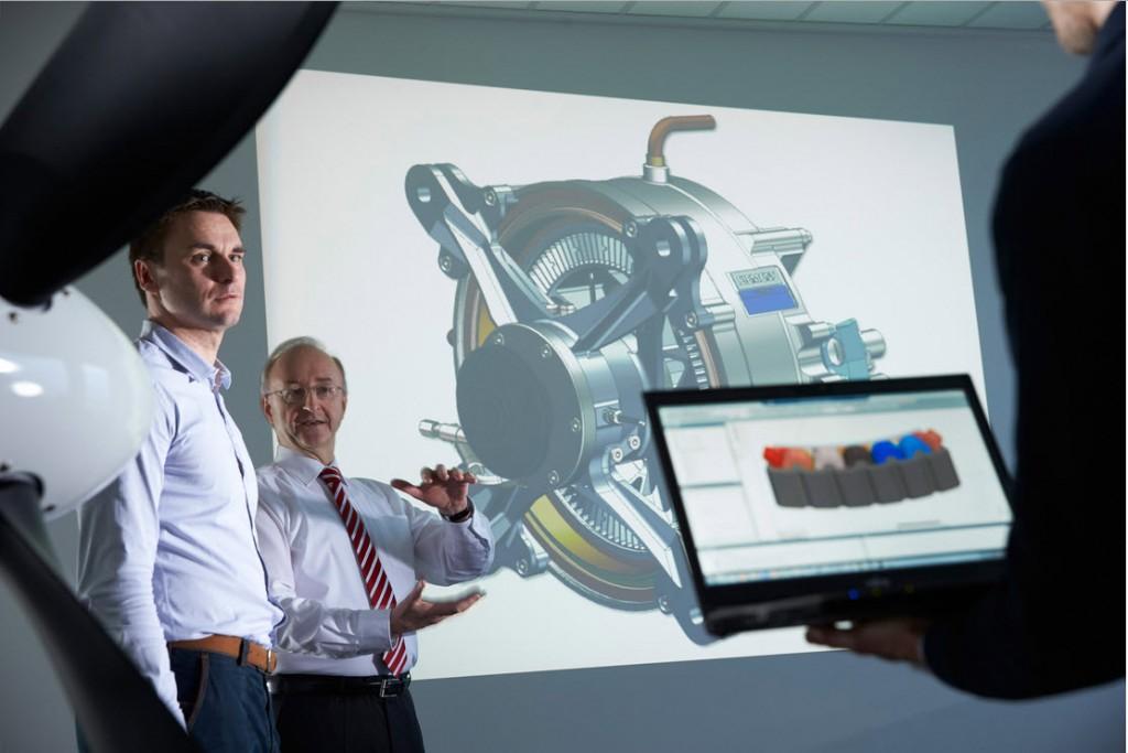 Siemens desenvolve super motor elétrico para aeronaves