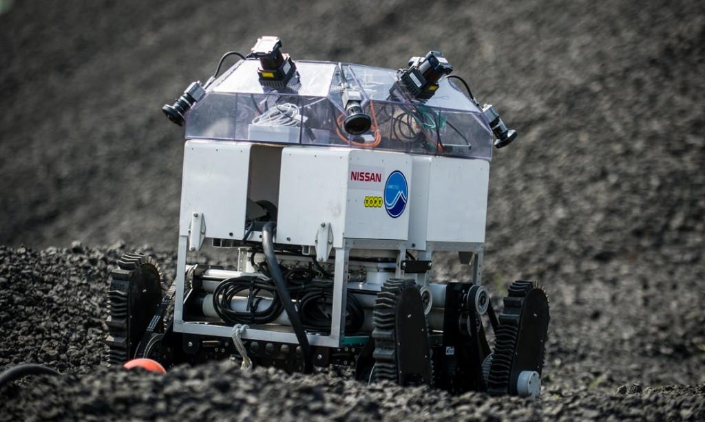 Tecnologia Nissan para mergulhar em água profundas
