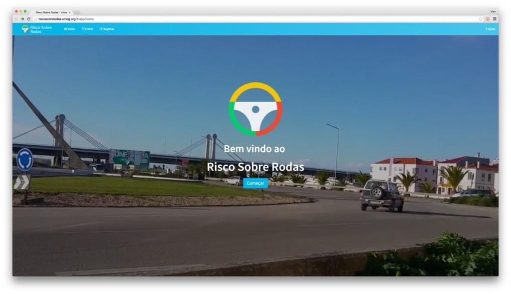 Estudantes de Aveiro criam app que avalia risco de acidentes