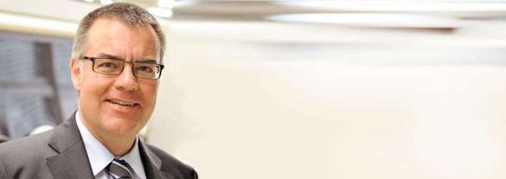 Dirk-Hoheisel, membro de direção da Bosch