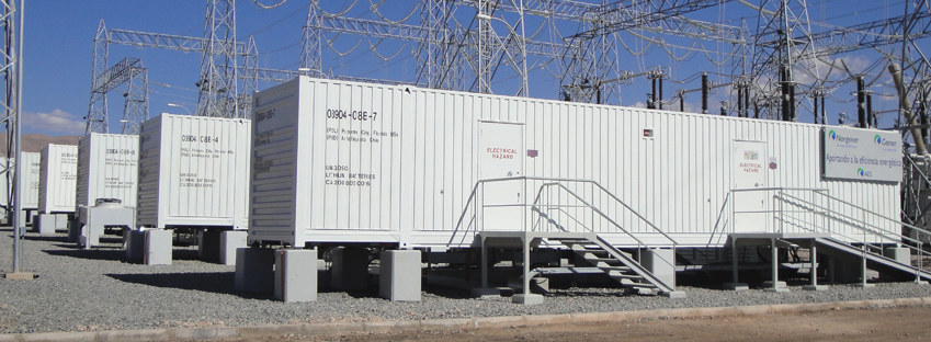 Redes de armazenamento de energia – chegou a tecnologia de próxima geração
