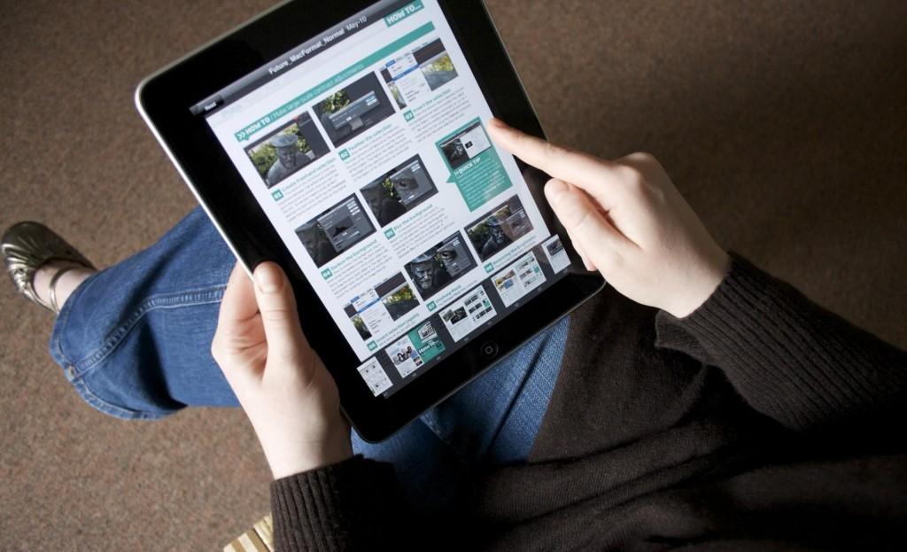 2,2 milhões de portugueses acedem à Internet via tablet