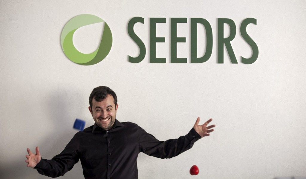 Carlos Silva, COO e co-fundador da Seedrs