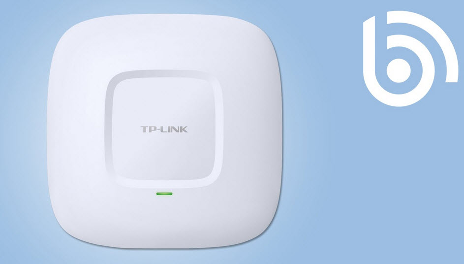 TP-LINK: Soluções Wi-Fi Profissionais EAP 110,120 e 220