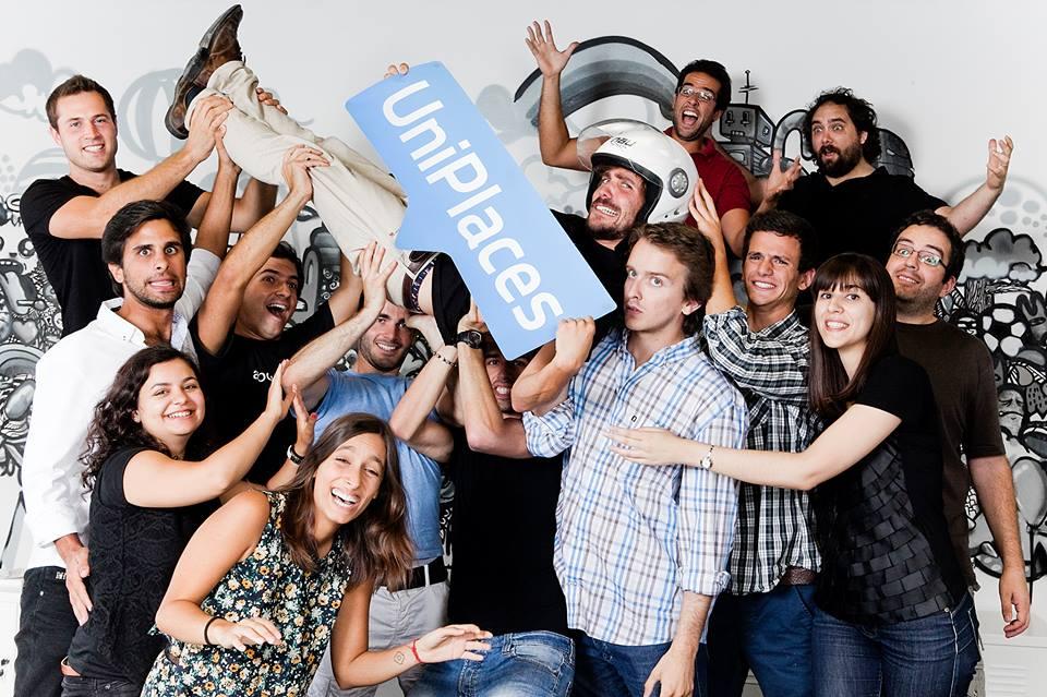 Uniplaces eleita Melhor Empresa para Estagiar em Portugal