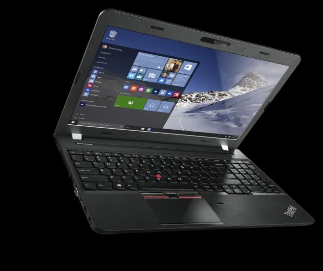 Lenovo Thinkpad E560_3D camera